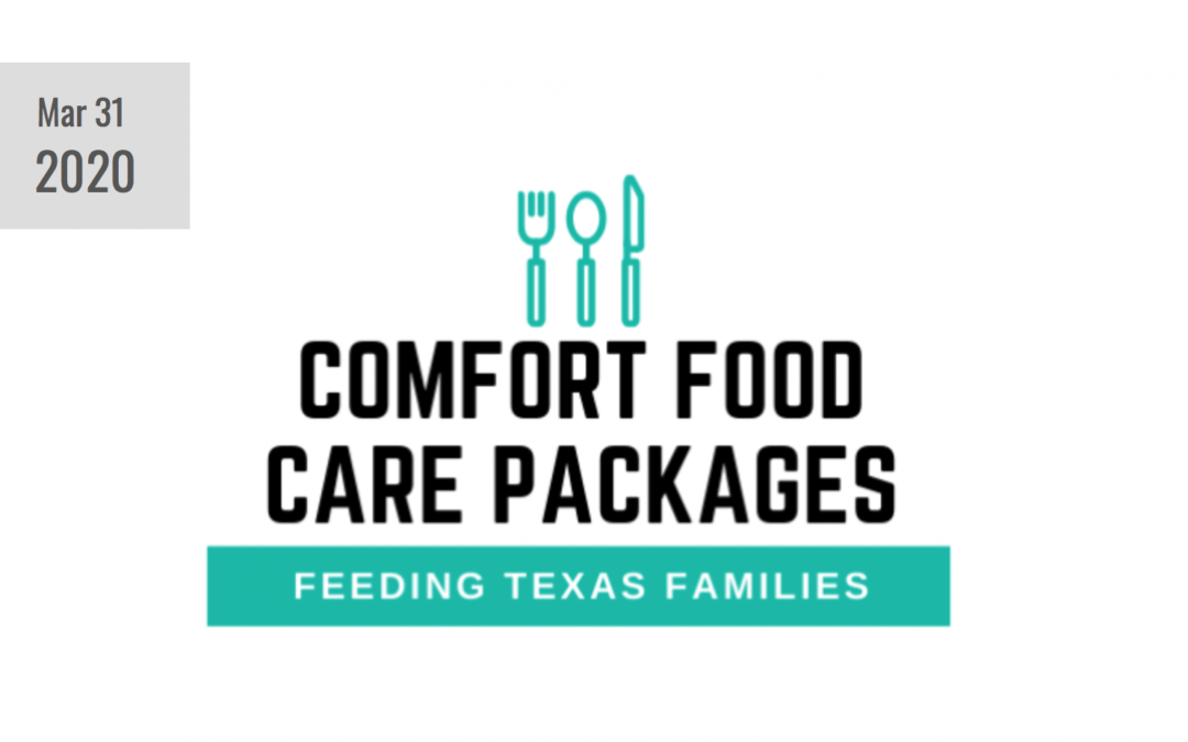 Comfort Food Care Packages: Feed Youth and Families in Need and Stay Open